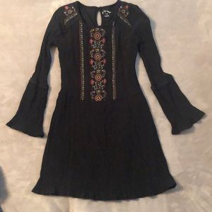 Girls Art Class size 7/8 dress